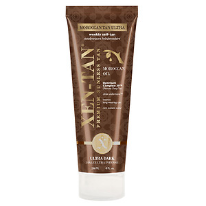 Moroccan Tan Ultra Weekly Self Tan, Ultra Dark, 8 oz. - Xen-Tan - Tan