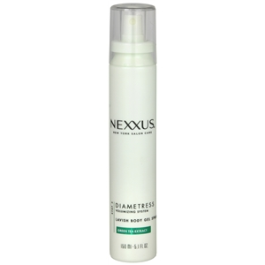 Nexxus Diametress Volumizing System Lavish Body Gel Spray, Green Tea Extract, 5.1 fl oz