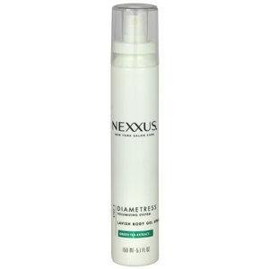 Nexxus Diametress Volumizing System Lavish Body Gel Spray, Green Tea Extract, 5.1 fl oz