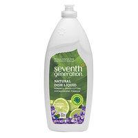 Seventh Generation Fresh Lime & Lavender Natural Dish Liquid