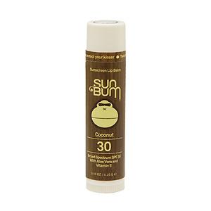 SUN BUM SPF 30 Lip Balm - Coconut