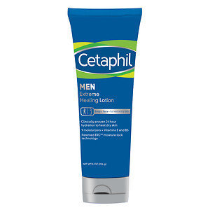 Cetaphil Men Extreme Healing Lotion, 8 oz