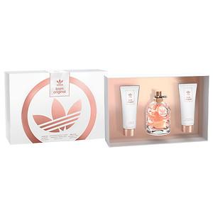 Adidas Born Original Women's Fragrance Set, 3 Piece, 1 ea