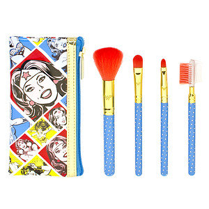 SOHO Wonder Woman Wonder Woman 5pc Brush Set - 1 ea