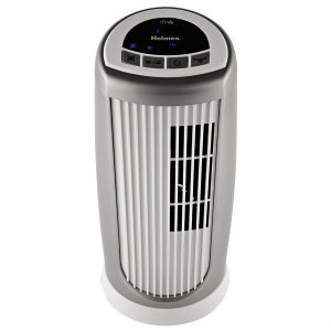 Holmes Mini Tower Fan with Built-in Fresh Air Ionizer