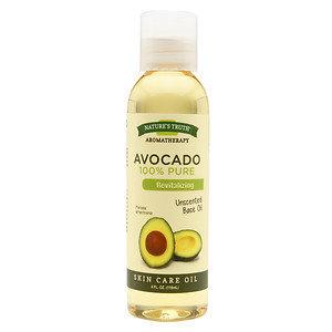 Nature's Truth Cold Pressed Base Oil Avocado