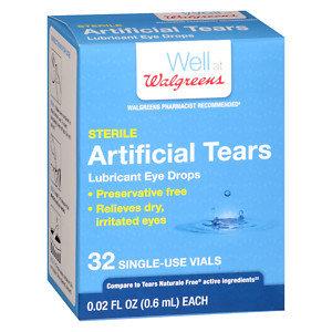 Walgreens Artificial Tears