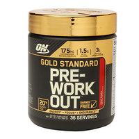 Optimum Nutrition Gold Standard Pre-Workout(tm) - Fruit Punch