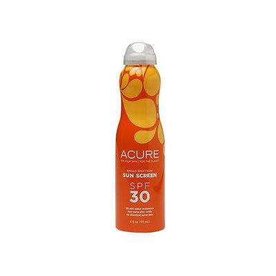 Sunscreen SPF 30 Acure Organics 6 oz Liquid