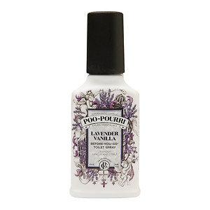 Poo Pourri Poo-Pourri Before-You-Go Toilet Spray, Lavender, Vanilla & Citrus, 4 oz