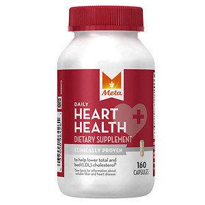 Meta Heart Health, 160 ea