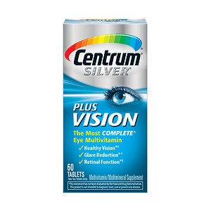 Centrum Silver Plus Vision, 60 ea