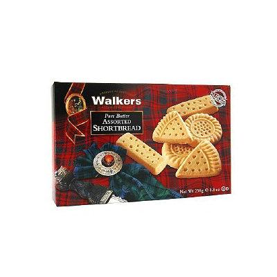Walker's Walkers Shortbread Pure Butter Assorted Shortbread, 8.8 oz