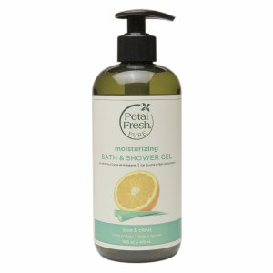 Petal Fresh Pure Bath & Shower Gel, Aloe & Citrus, 16 fl oz