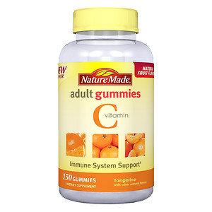 Nature Made Vitamin C Adult Gummies, Orange, 150 ea