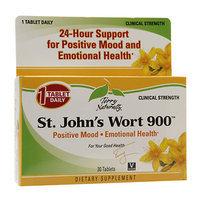 EuroPharma - Terry Naturally St. John's Wort 900 mg. - 30 Tablets