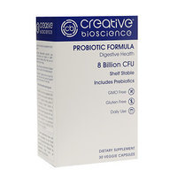 Creative Bioscience 30-Ct. Probiotic Supplement