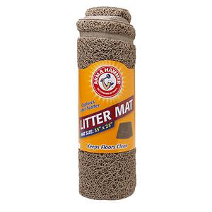 ARM & HAMMER™ Litter Mat Wedge Paws, Pueblo, 23in x 13in,