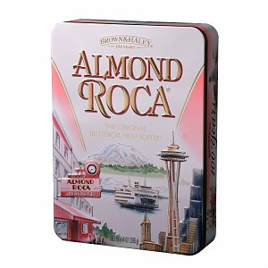 Almond Roca Centennial Tin of Almond Roca, 14 oz