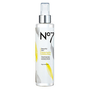 Boots No7 Beautiful Skin Pampering Dry Oil Body Spray, 0, 6.8 oz