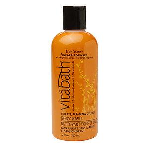 Vitabath Pineapple Sunset Body Wash