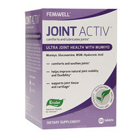 Evalar FEMiWELL Joint Activ Ultra Joint Health with MUMIYO, 120 ea