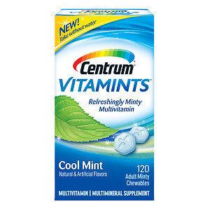 Centrum Vitamints, Adult Multivitamin