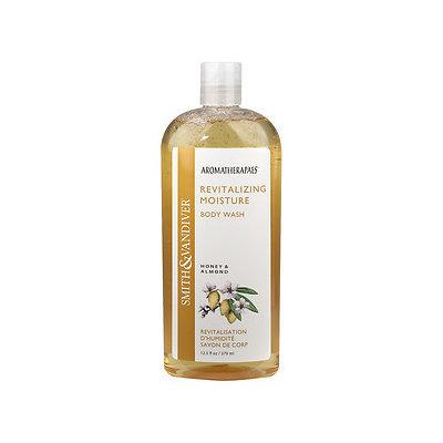 Smith & Vandiver Aromatherapaes Body Wash, Revitalizing Moisture, Honey & Almond, 12.5 oz