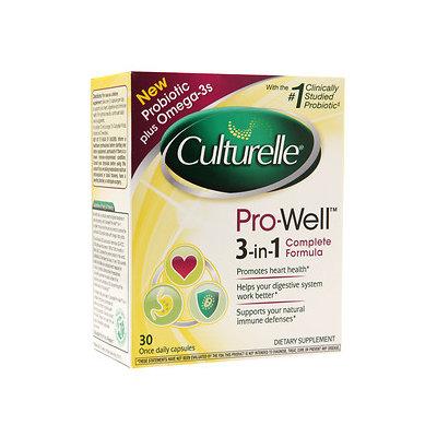 Culturelle Pro-Well, 30 ea