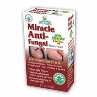 Miracle of Aloe Miracle Antifungal, 1 fl oz