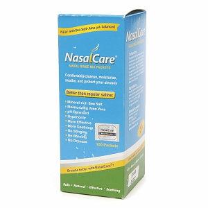 NasalCare Nasal Rinse Mix Packets, 100 ea