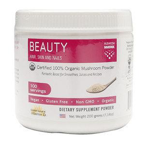 Mushroom Matrix - Beauty Organic Mushroom Powder - 7.14 oz.