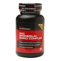 GNC Pro Performance Zinc Magnesium Amino Complex