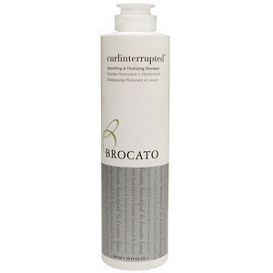Brocato CurlInterrupted Smoothing & Hydrating Shampoo, 10 oz