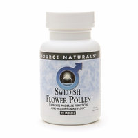 Source Naturals Swedish Flower Pollen, Tablets, 90 ea