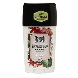 Nourish Organic™ Deodorant Cream Geranium