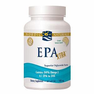 Nordic Naturals EPA Xtra Lemon - 1000 mg - 60 Softgels