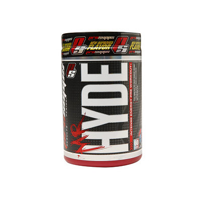 Pro Supps - Mr. Hyde Intense Energy Pre Workout Blue Razz - 60 Servings - 14.6 oz.