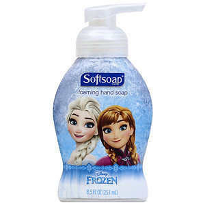 Softsoap Kids Frozen Hand Soap 8.5 fl oz
