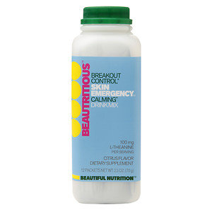 Beautiful Nutrition Beautritious Skin Emergency Breakout Control Drink Mix, Citrus, 12 ea