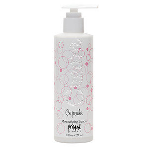 Primal Elements Cupcake, Moisturizing Lotion, 8 oz