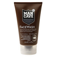 ManCave Face Wash, 4.22 oz