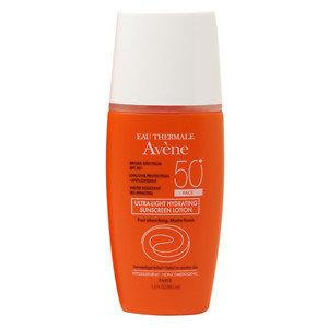 Avene Ultra-Light Hydrating Sunscreen Lotion, Face SPF 50+, 1.3 oz