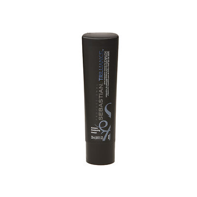 Sebastian Trilliance Shine Preparation Shampoo, 8.45 oz