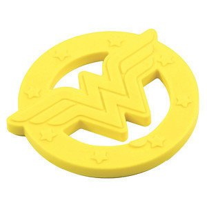 Bumkins DC Comics Bumkins Icon Silicone Teethers - Wonder Woman