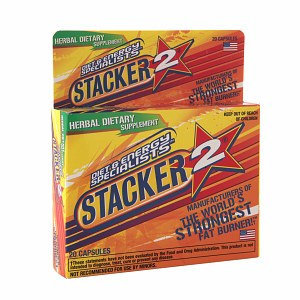 Hartz Stacker 2 Diet & Energy, Capsules, 20 ea