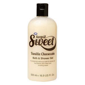 Boots Keep it Sweet Bath & Shower Gel Vanilla Cheesecake