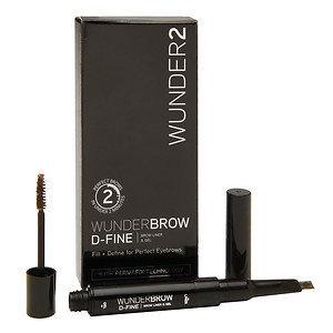Wunder2 WunderBrow D-Fine Brow Liner & Tinted Gel