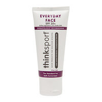 thinksport EveryDay Face SPF 30, Papaya, 2 oz