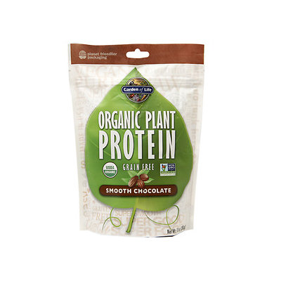 Garden Of Life Organic Plant Protein Smooth Chocolate
